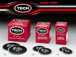 Foto - TECH 9 záplata