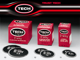 Foto - TECH 10 záplata
