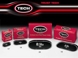 Foto - TECH 17 záplata