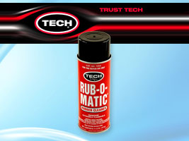 Foto - TECH 704AE2 Rub-o-Matic