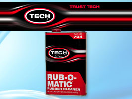 Foto - TECH 704E1 Rub-o-Matic