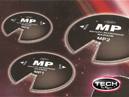 Foto - TECH 600 MP-0 Universal