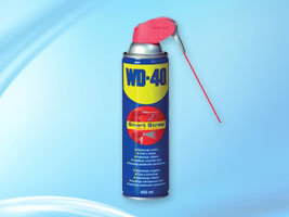 Foto - WD-40 Smart Straw