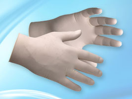 Foto - Latexové rukavice veľ: 9