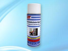 Foto - Mazací spray transparent