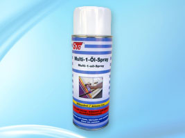 Foto - Multi olej spray